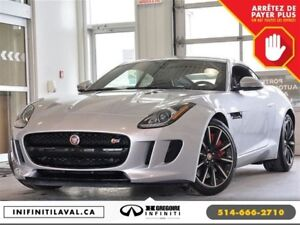 2015 Jaguar F-Type S GPS Cuir-Chauffant Bluetooth Camera