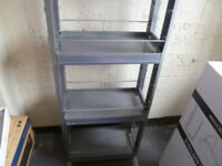 4 Free Standing Shelving Units
