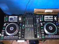 DENON SC5000 & X1800 PACK