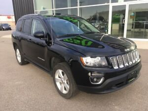 2017 Jeep Compass North, Sunroof, Heated Seats
