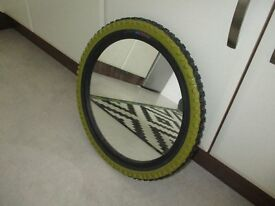 BMX Tyre Mirror