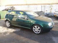 Volkswagen GOLF GT TDI,6 speed manual,5 door hatchback,2 keys,clean tidy car,runs and drives well,