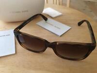 Michael Kors sunglasses & hard case GENIUNE
