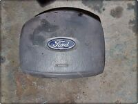 FORD TRANSIT MK6 2.0 2000-2006 FWD AIRBAG FROM STEERING WHEEL GENUINE