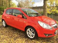 09 Reg Vauxhall Corsa 1.3 CDTI SXI (TURBO DIESEL) eg fiesta clio punto focus astra 207 polo golf