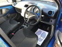 Toyota Aygo Blue Edition VVT-1