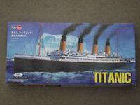 HobbyBoss R.M.S. Titanic plastic model kit