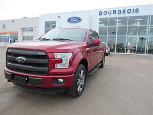 2016 Ford F-150 EMPLOYEE PRICING SALE! LARIAT 4X4 REMOTE VEHICLE