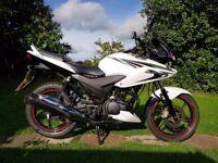 Honda CBF 125 Lady owner, 12months mot £1200ono