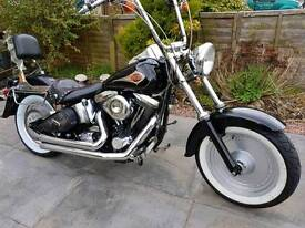 Harley fxstc 1340