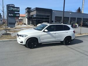 2014 BMW X5 xDrive35i 7 PASSAGERS CUIR/TOIT PANO/NAVI