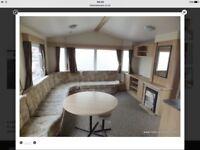 Seating & Cushions & fold up bed from Atlas Sahara Static Caravan
