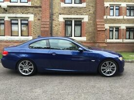 BMW 3 series M Sport Coupe 320 (E92) 2008 , Full BMW Service History , HPI Clear , Quick Sale £3995