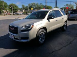 2013 GMC Acadia SLE2- HEATED FRONT SEATS, REMOTE STARTER