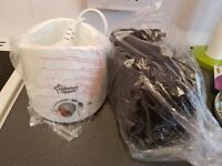 Brand new tommee tippee bottle warmer & insulated bottle bags