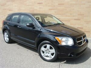 2008 Dodge Caliber SXT. WOW!! Only 107000 Km! Automatic!