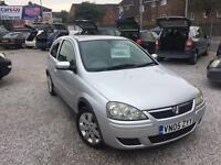 05 VAUXHALL CORSA 1.3 CDTI DIESEL IN SILVER *PX WELCOME* MOT TILL MAY 2018 £595