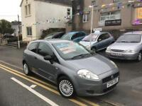 56 plate Fiat Punto 1.2 active, lovely car just 85k