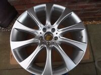 "Brand New 20"" Genuine W221 W216 Mercedes Benz Alloy Wheel"