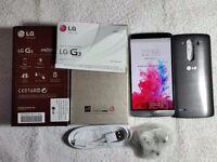 LG G3 D855 - 2GB - 16GB Black (UNLOCKED)