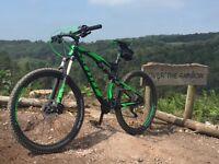 Scott Spark 750 Mountain Bike Full Suspension