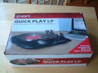 Transfer Your Vinyl to MP3 or CD