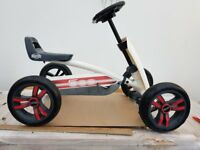"Berg ""Fiat 500"" Go Kart - Official Fiat Product"