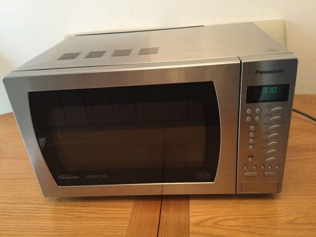 Panasonic Slimline Combi Microwave Grill Convection Oven