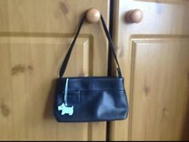 Ladies small black Radley handbag £7.50