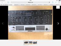 Pro sound 4 channel mixer