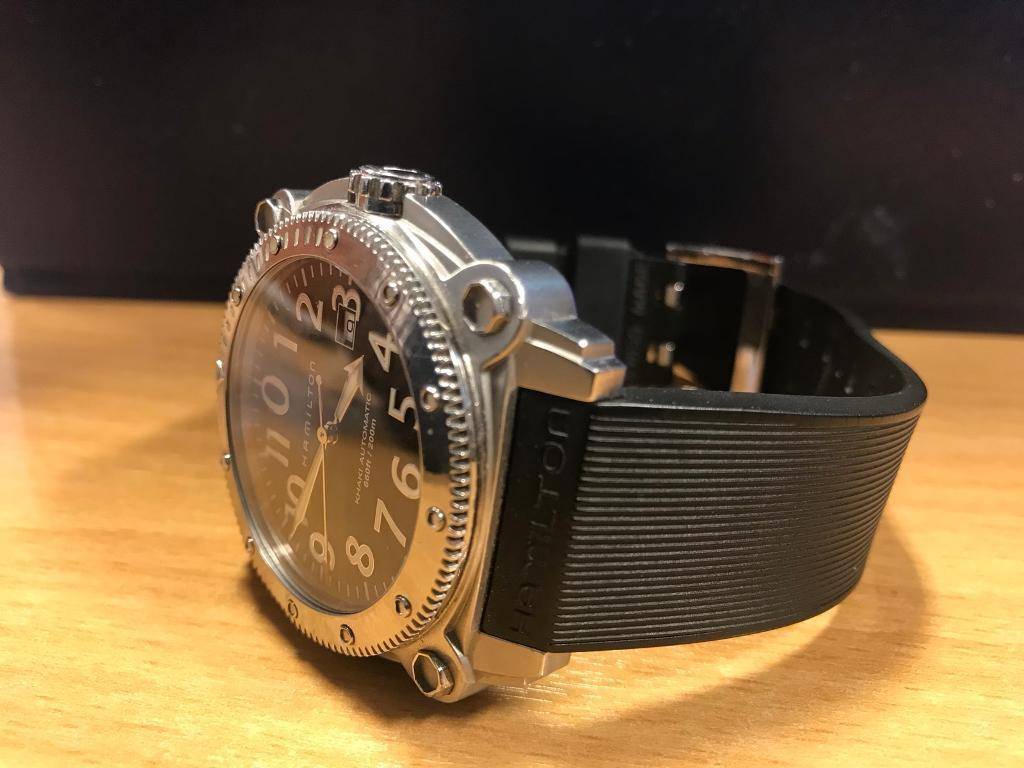 Hamilton Below Zero Automatic ref - H785550