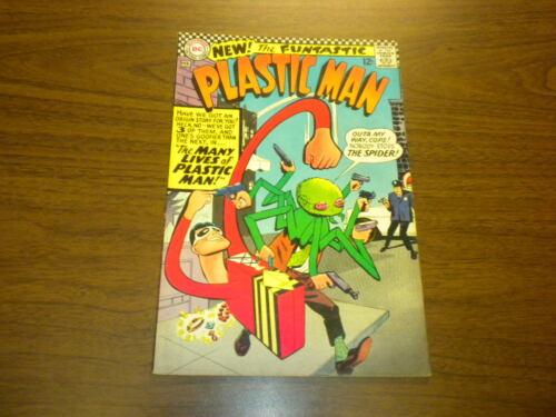 PLASTIC MAN #2 DC Comics 1967