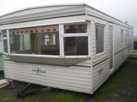 Deluxe Crown FREE DELIVERY 35x12 2 bedrooms 2 bathrooms off-site holiday home