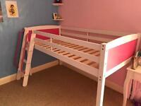 Girls sleeper cabin bed