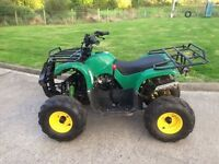 125cc 4 stroke quad excellent condition
