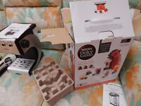 BRAND NEW RED DOLCE GUSTO COFFEE MACHINE