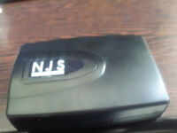 NJS Transmitter untested selling cheap due to lack of equipment to test it