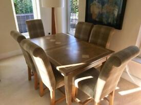 Barker & Stonehouse - Truly Stunning Dining Table & Chairs