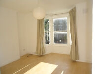 Large unfurnished one double bed flat, period property, refurbished, quiet road, close to tube, W12