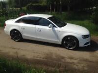 2012 Audi A4 SE Technik Quattro 177bhp with upgrades