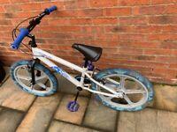 Customised BMX