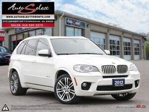 2012 BMW X5 xDrive50i AWD ONLY 93K! **M SPORT PKG** TECHNOLOG...