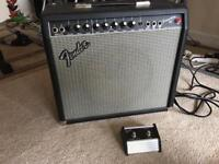 Fender Princeton 65 Guitar Amp inc footswitch