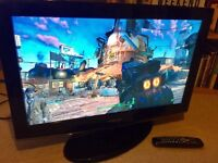 """Samsung 32"""" LCD HD TV for sale"""