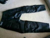 Dolomite motorcycle trousers size 14