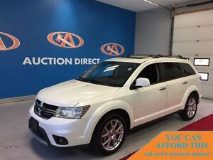 2015 Dodge Journey R/T, REAR DVD, BACK UP CAMERA, BLUETOOTH, FIN