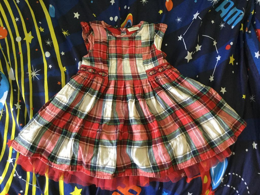 Baby girl 12-18 months 2 x winter/ Christmas dresses | in Norwich ...