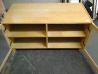 Ikea long pine TV/Coffee tables X 2 £20 EACH