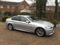 2016 BMW 520d M Sport saloon