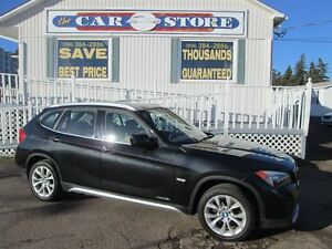 2012 BMW X1 xDrive28i AWD!! DAKOTA LEATHER!! PANORAMIC ROOF!!